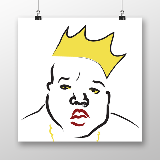 Image of biggie