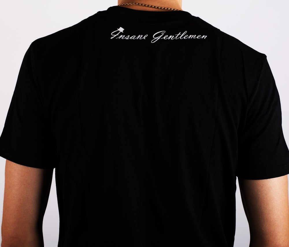 Image of Shadow Puppet Tee Black