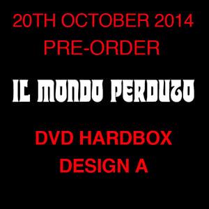 Image of IL MONDO PERDUTO DVD (Hardbox, Design A)
