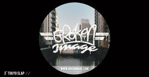 "Image of 3"" Tokyo Slap Sticker"