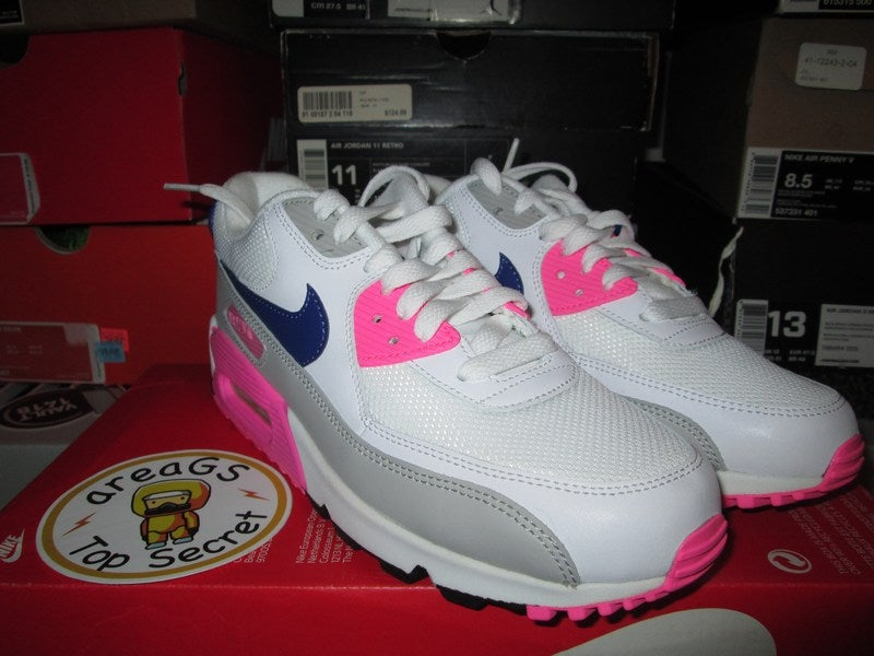 1435f2ab5c2 clearance air max 90 essential wmns concord zen grey pink glow areags 6e06a  b33c4