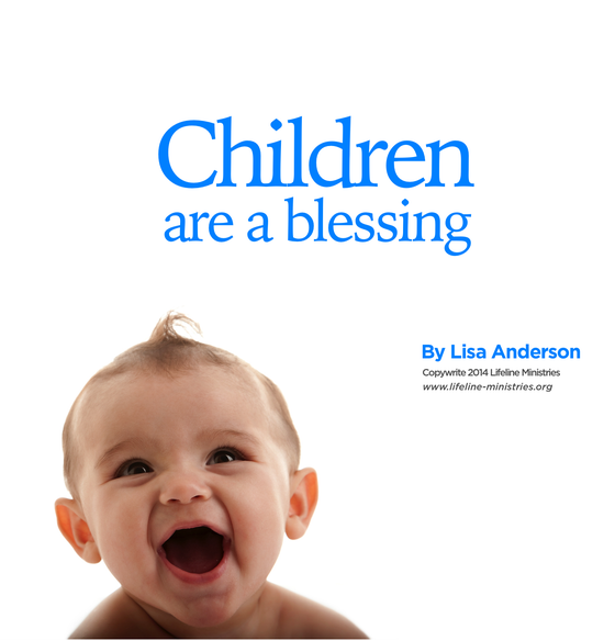 Image of Children Are a Blessing CD