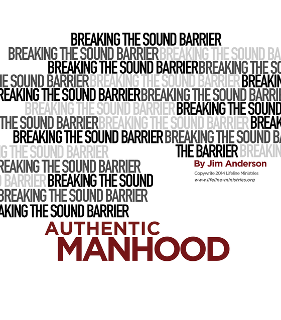 Image of Authentic Manhood CD
