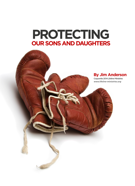Image of Protecting our Sons and Daughters CD