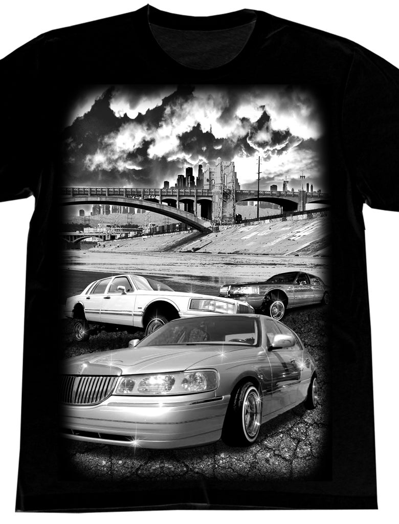 Image of Town Car Shirt
