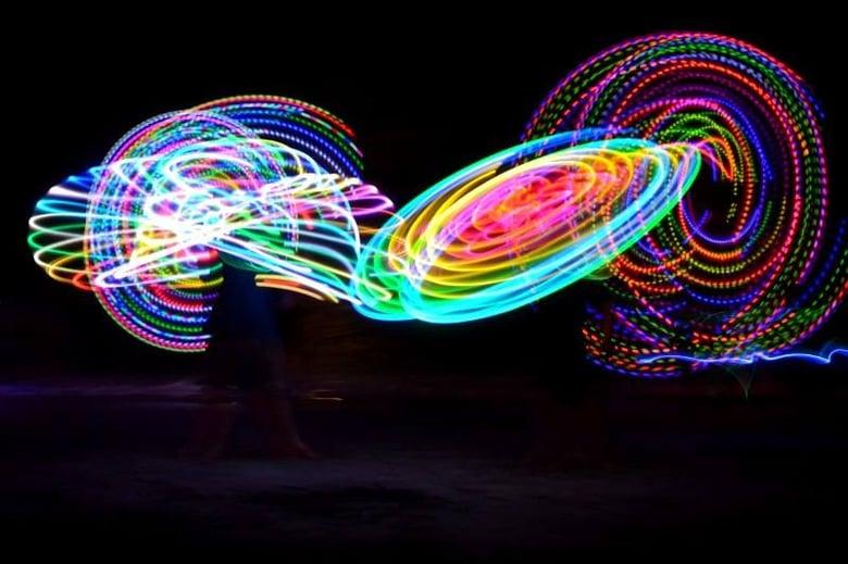 Image of LED Hula Hoop (kids)