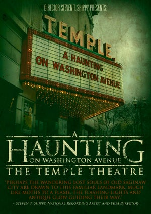 Image of A Haunting on Washington Avenue: The Temple Theatre (The 5th Film)