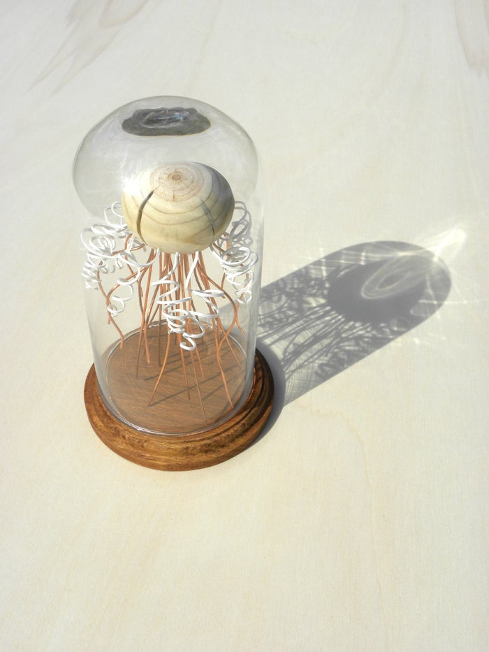 Image of Jellyfish Sculpture