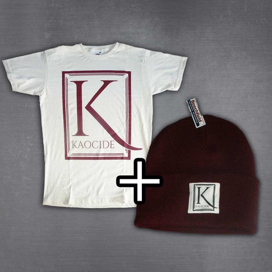 Image of Kaocide Merch Bundle