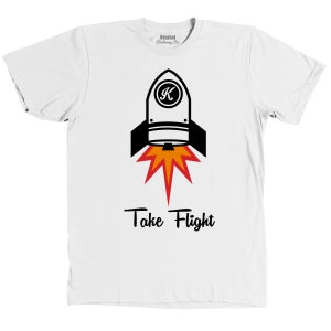 Image of Take Flight Rocket Tee