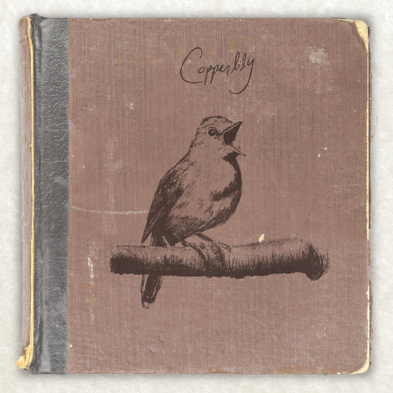 Image of Copperlily Self-Titled Full Length CD