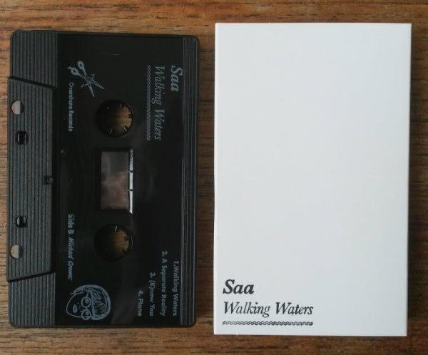 Image of Saa - Walking Waters Cassette Tape