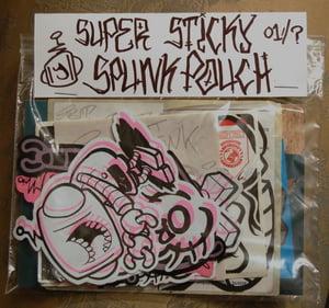 Image of Super Sticky Spunk Pouch