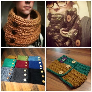 Image of The Eleanor Cowl Scarf
