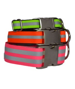 Image of Reflective Dog Collar in the category  on Uncommon Paws.