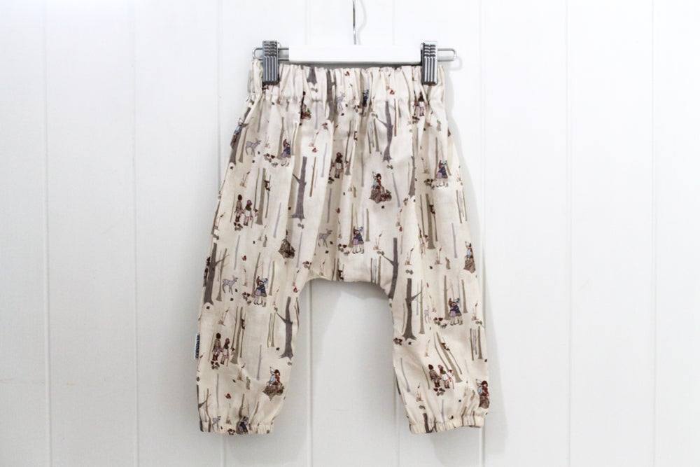 Image of Belle & Boo Woodland Harem Pants