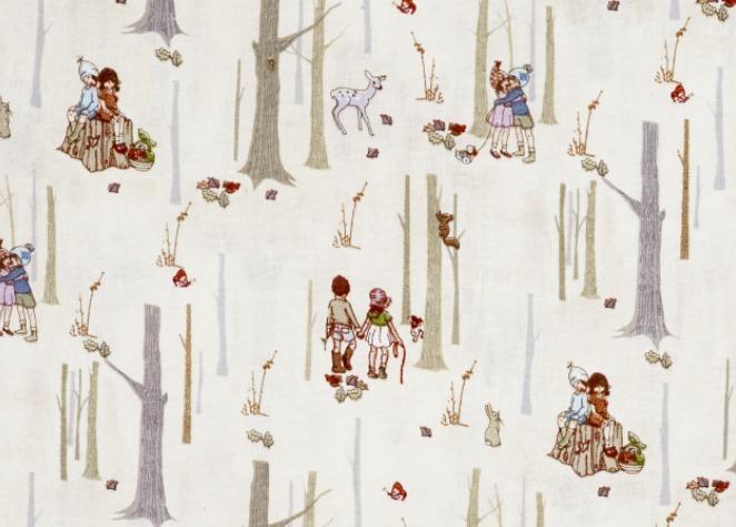 Image of Belle & Boo Woodland Harem Pants