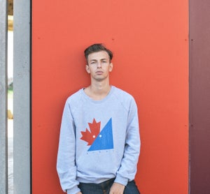 Image of FLAG_CREWNECK (Canada Collection)