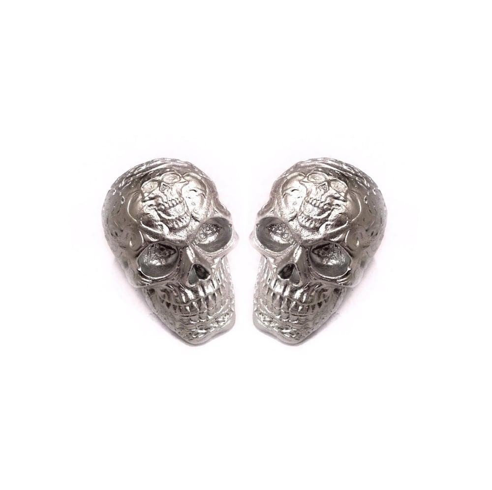 Image of Miniature Celtic Skulls