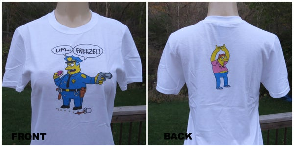 Image of Um Freeze t shirt