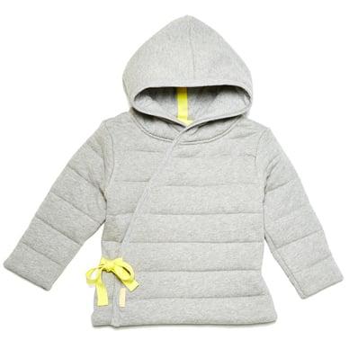 """Image of Blouson croisé à capuche bébé garçon Boys&Girls """"Wrap Padded Jacket"""""""