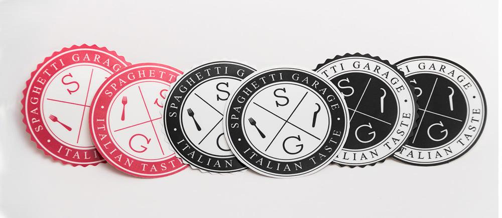 Image of Round Stickers