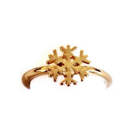 Image of The Snowflake Ring