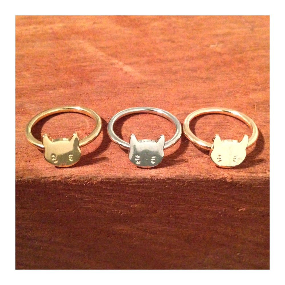 Image of The Kitty Ring