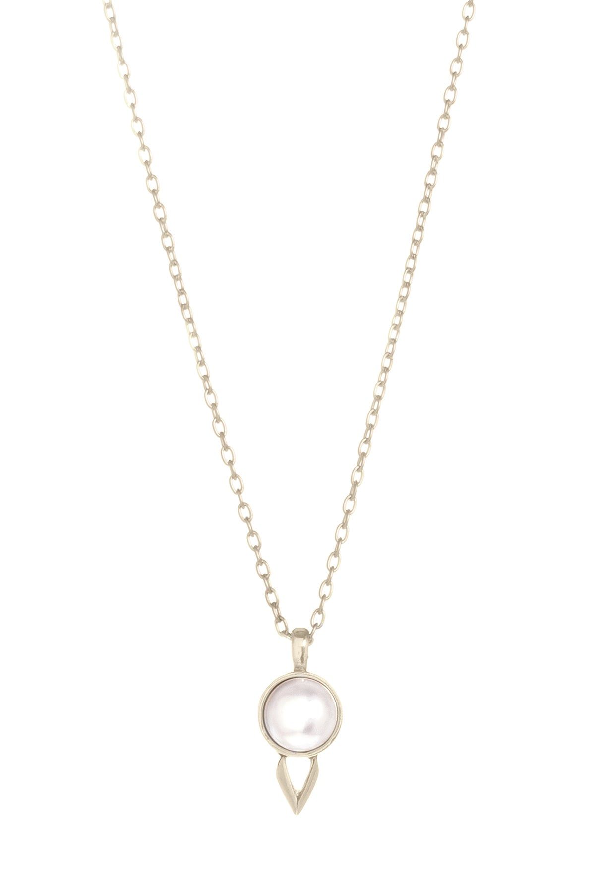 Image of PEARL MARU NECKLACE