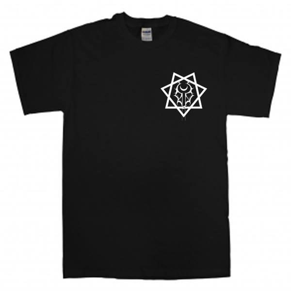 Image of Sigil of Darkness T-Shirt (white)