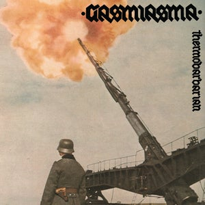 "Image of Gasmiasma ""Thermobarbarian Glioblastoma"" LP"