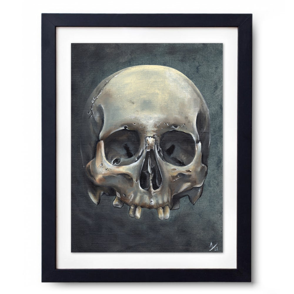Image of ANDY ULTRA A3 SKULLY PRINT