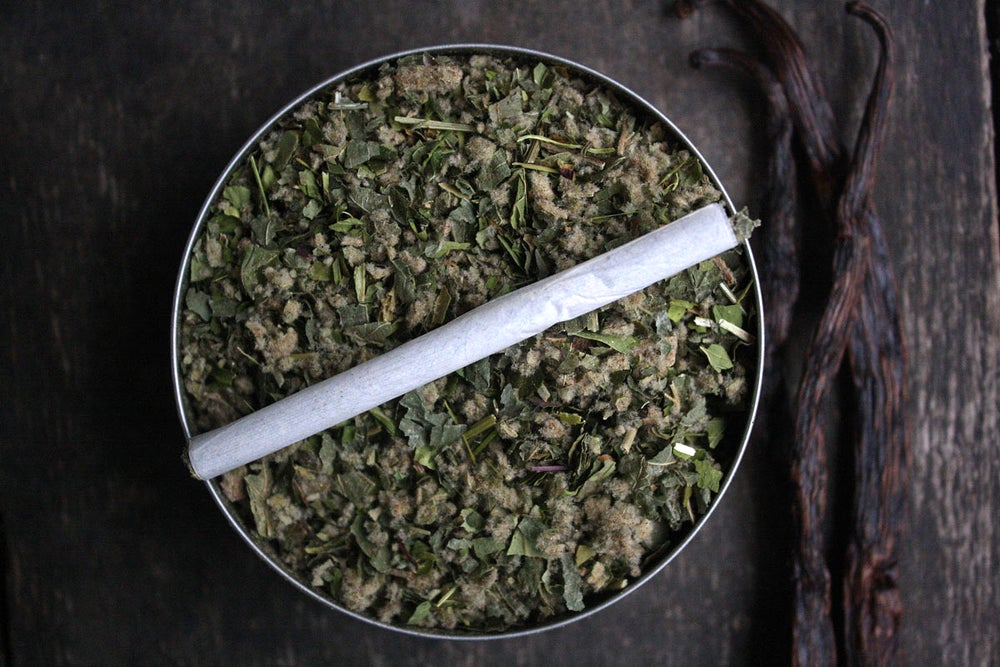 Image of Clove Spice Smoking Blend
