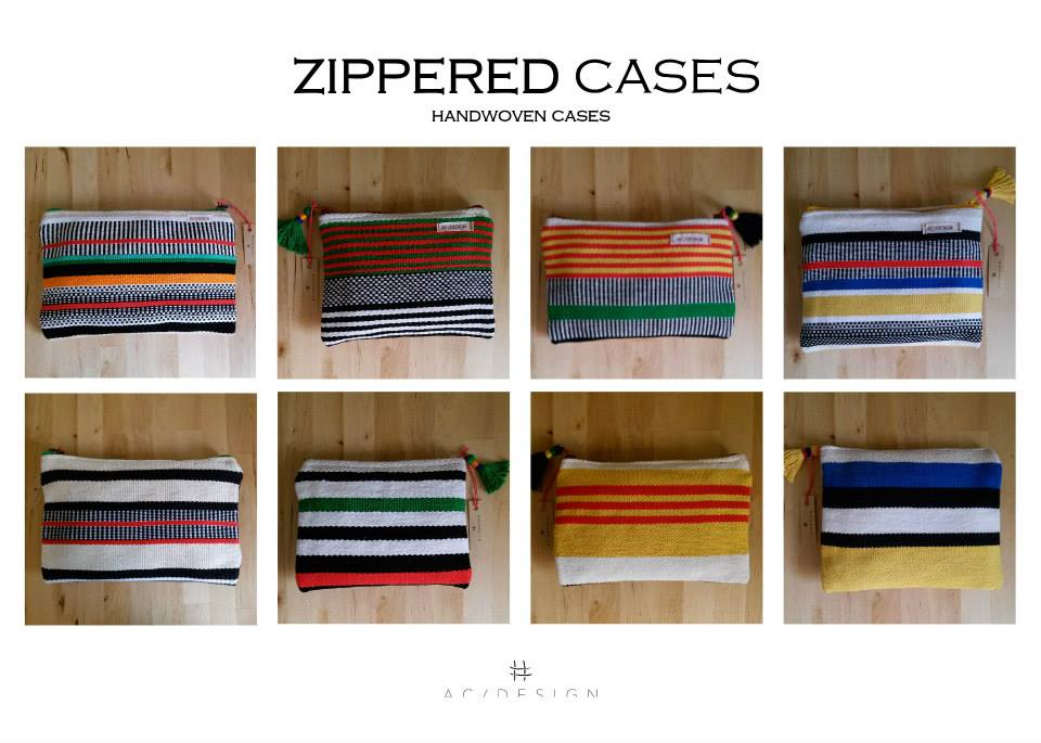 Image of MULTICOLOR STRIPES CASE