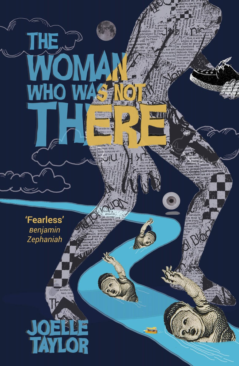 Image of The Woman Who Was Not There by Joelle Taylor