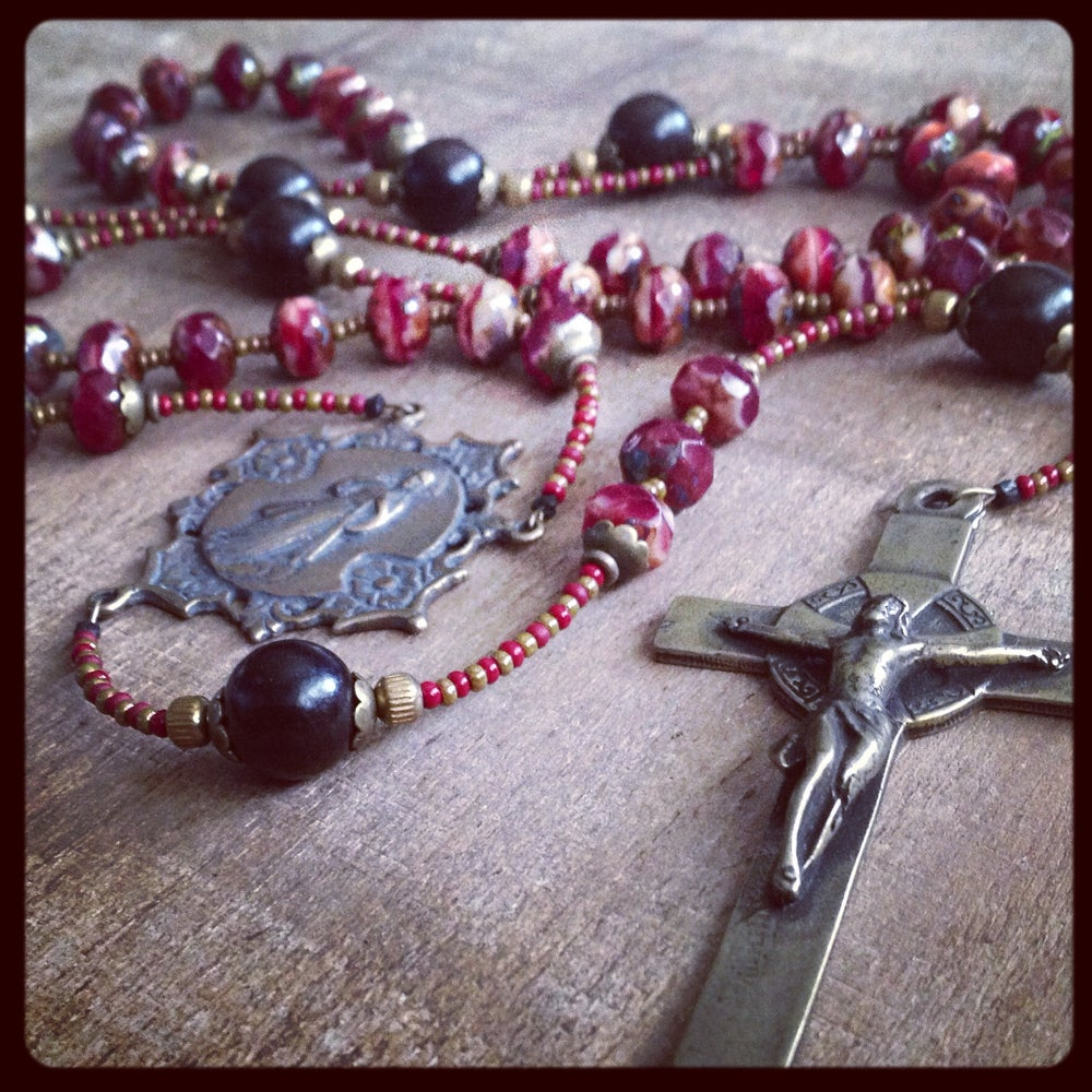 Image of DIVINE MERCY chaplet