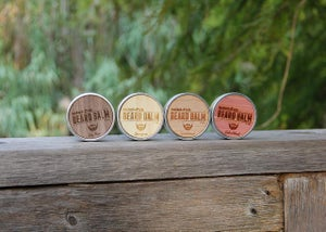 Image of Beard Balm - All Natural Organic Handmade in Small Batches 2 oz.