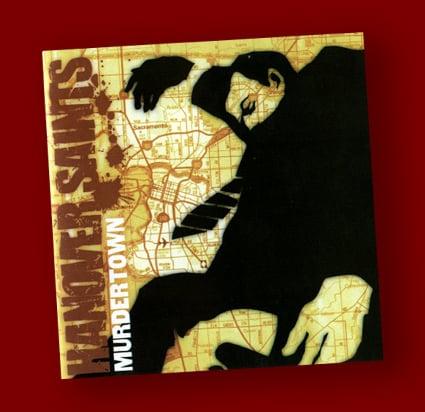 Image of Murdertown CD