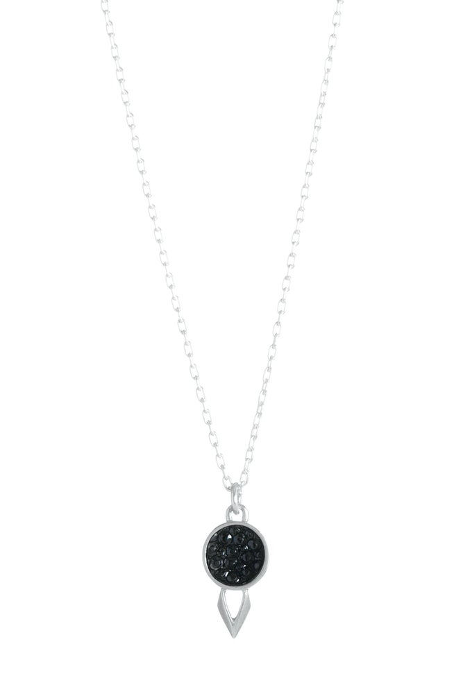 Image of MARU NECKLACE - SILVER