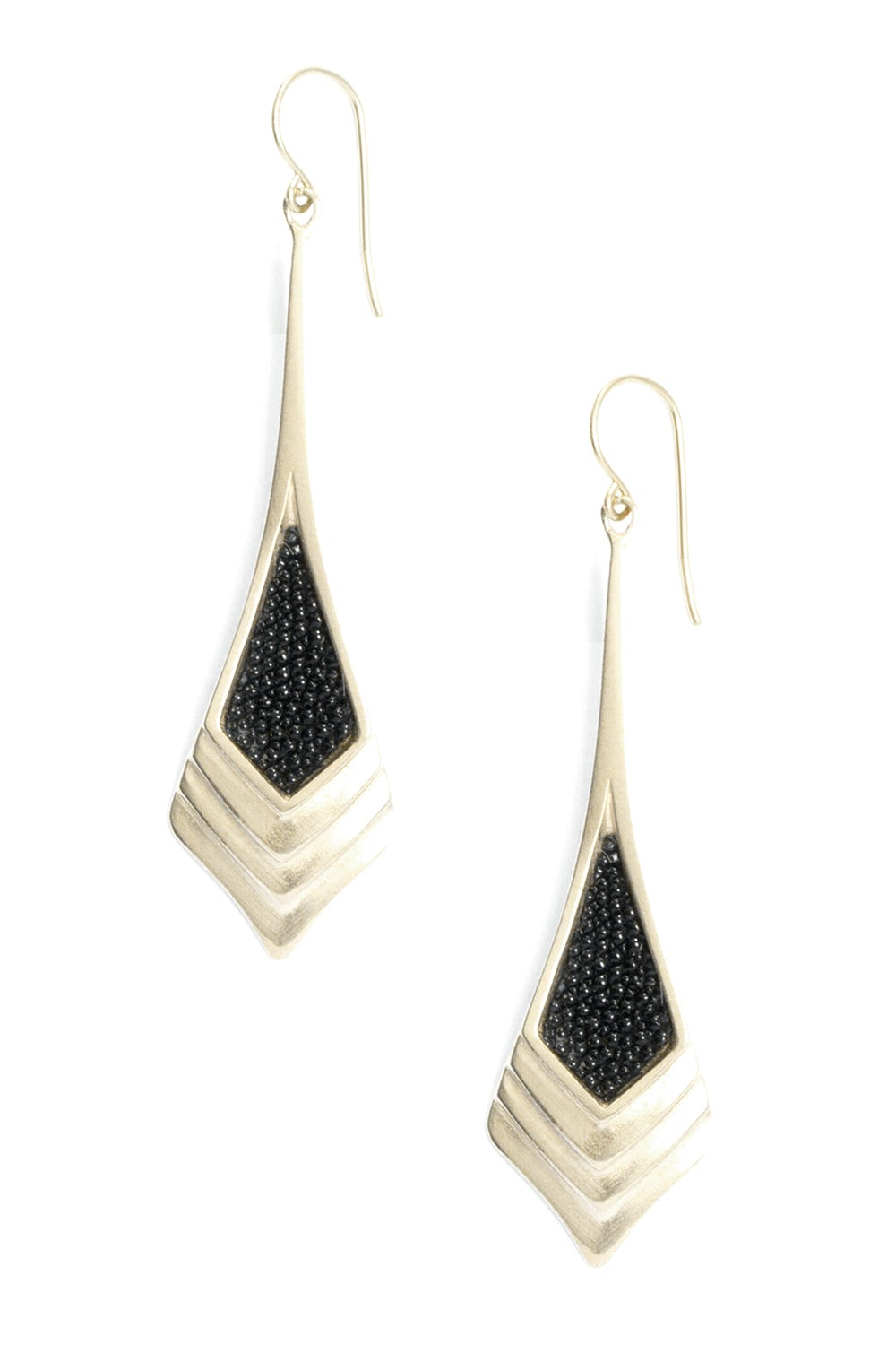 CHRYSLER TOWER EARRINGS