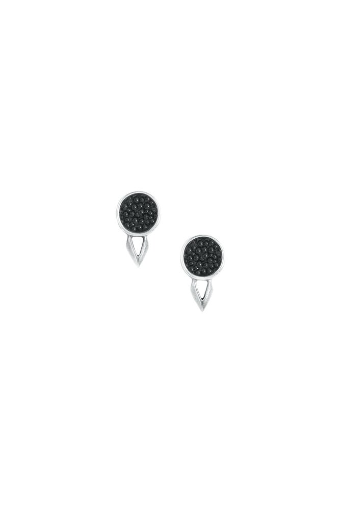 Image of MARU STUDS - SILVER