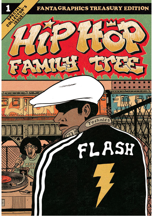 Image of HIP HOP FAMILY TREE VOL.1 1970'S-1981