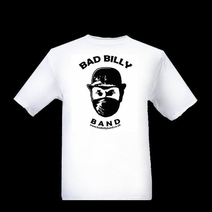 Image of Bad Billy Band T Shirt
