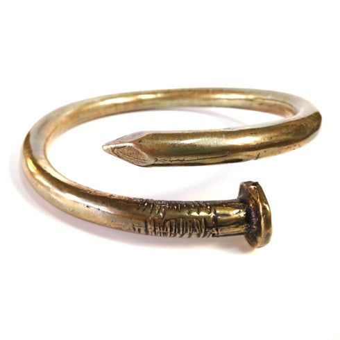 Image of Extra Large Heavy Duty Nail Bracelet