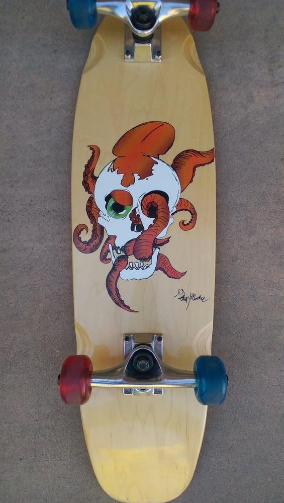 Image of Skull & Squid Cruiser