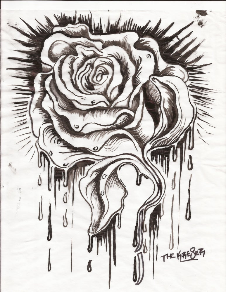 Image of Weeping Rose