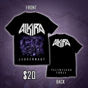 Image of ALKIRA - JUGGERNAUT Shirt