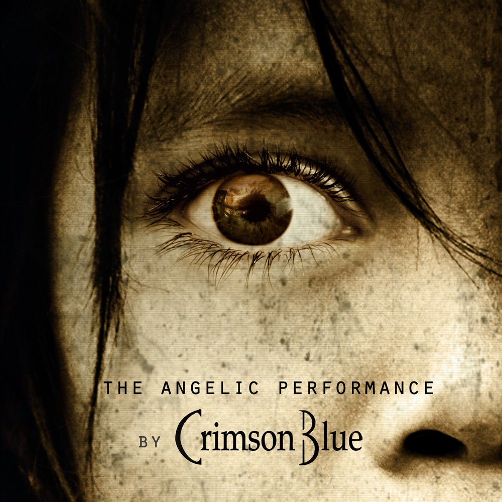 "Image of CRIMSON BLUE ""The Angelic Performance"" CD"