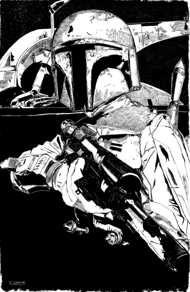 Image of Boba Fett