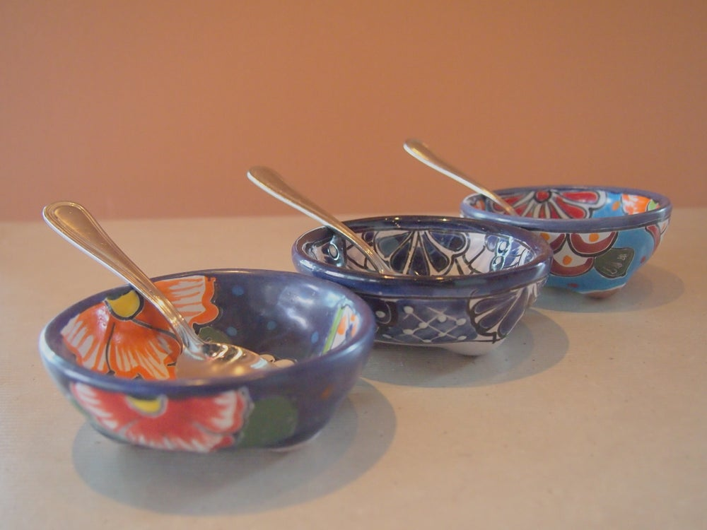 Image of Talavera Salsa Bowl